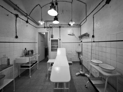 Escape room Pabellón de la Locura en Torrevieja 1h