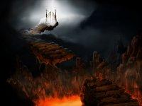 Entre el cielo y el infierno te espera el purgatorio