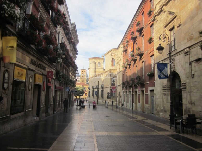 Escape street por las calles de León