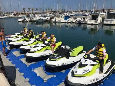 Sea Riders Badalona