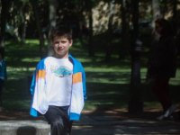 Nino en el parque
