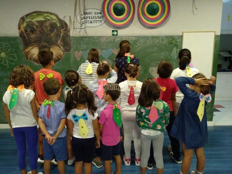 Children's birthday in León with various activities