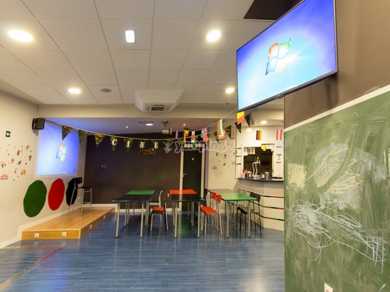 Visit our facilities to celebrate birthdays in León