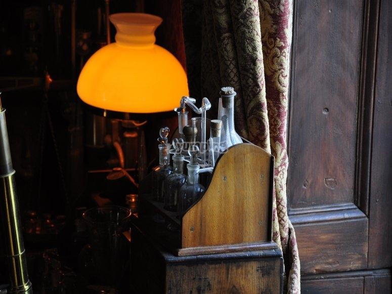 Escape room Sherlock