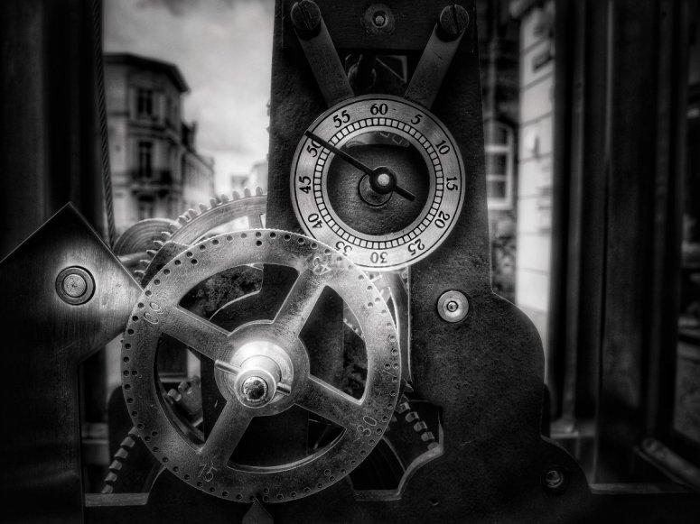 Activa la máquina del tiempo