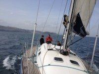 Navigazione ad Altamar