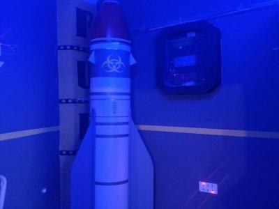 Sala di fuga in camera Bunker a Bilbao 1 ora