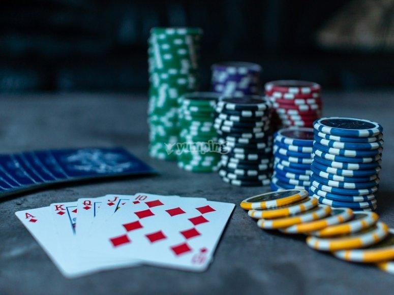 Las timbas de poker ilegales que se organizan en casa de Hauser