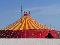 Eventos ambientados en el circo