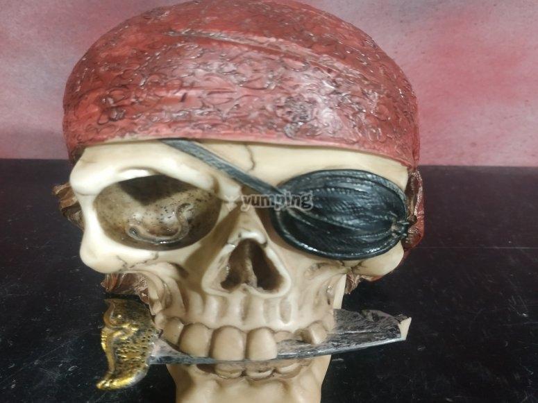 Escape room pirata in Salamanca