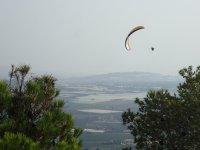 两人座滑翔伞飞行和照片 Alhama de Murcia