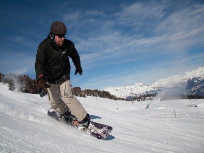 内华达山脉2小时降雪班