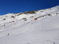 内华达山脉的私人滑雪课1小时