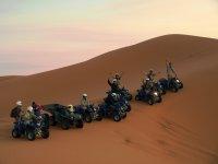 Team Building in the Desert