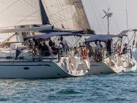 sailing regatta team building