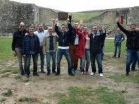 Fugue fortress team building