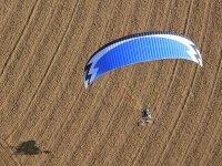 volo di paracadute di 20 minuti a Madrid