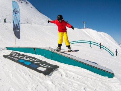 私人班内华达山脉自由式滑雪板