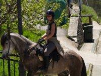 Felicità a cavallo
