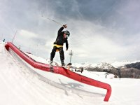 私人滑雪课自由式内华达山脉