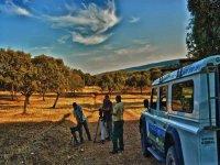 Ruta 4x4 y agroturismo niños Valle del Jerte