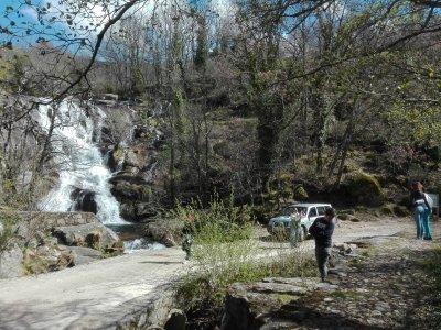 Ruta niños 4x4 zonas de baño en Valle del Jerte 4h