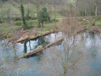 descent of the river sella