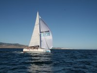 一艘令人难以置信的Active Sea帆船