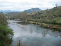 view of the river sella