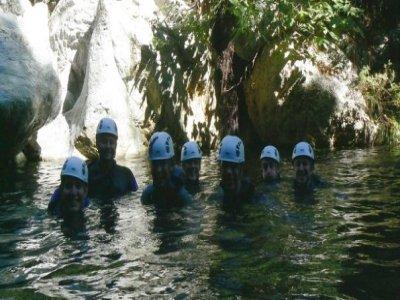 Ruta Cero Turismo Activo Barranquismo