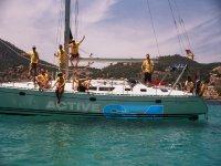 navegando en marllorca