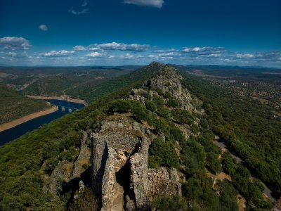 Excursión en 4x4 Parque Natural de Monfragüe 6h