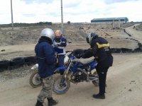 practica con tu moto