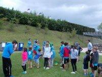 Multiadventure camp in English