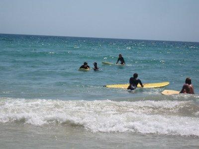 英语和冲浪营圣塞瓦斯蒂安2周