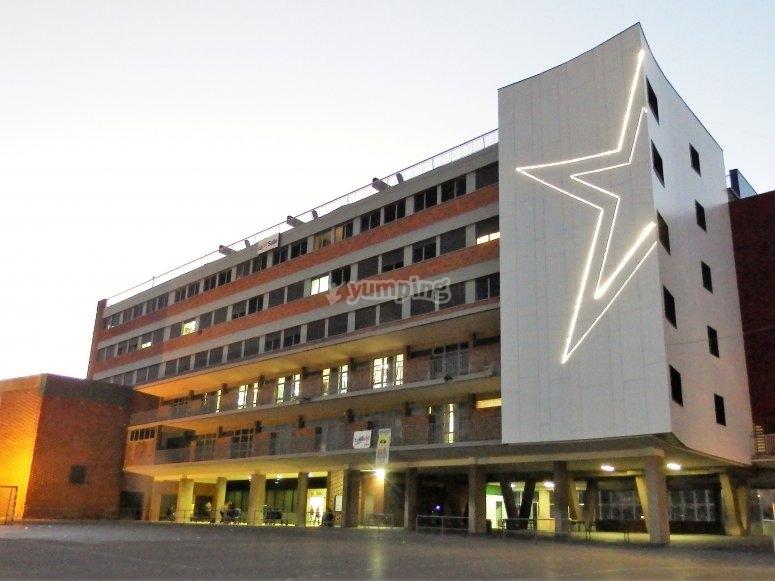 La Salle student residence