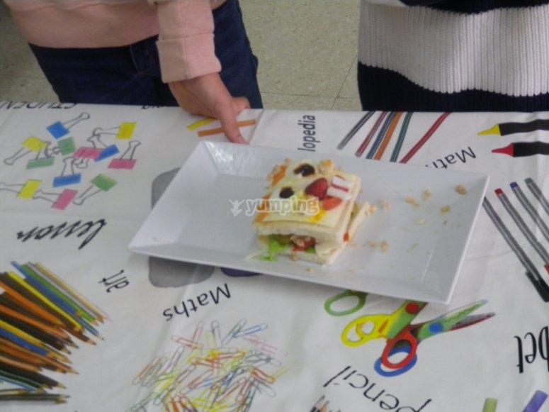 Creazione dei nostri studenti