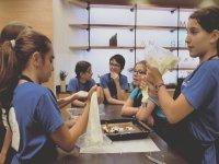 Junior chef camp San Sebastián