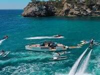 Pack of boat trip and water activities in Ibiza