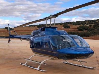 Volo in elicottero per Toledo da Madrid 1h
