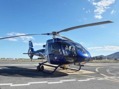 Tour en helicóptero por Madrid durante 30 minutos