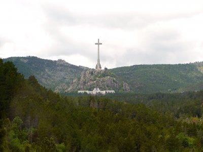 45 minuti di elicottero per El Escorial