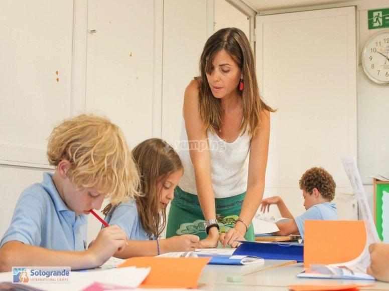Imparare le lingue svolgendo attività