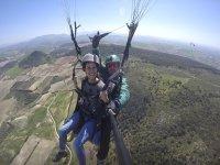 Vuelo acrobático parapente Sierra Motellano 30 min