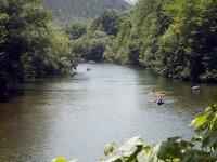 Descenso por el rio Sella