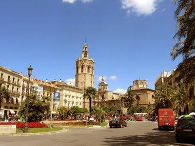 Visita guiada y menú con paella en Valencia adulto