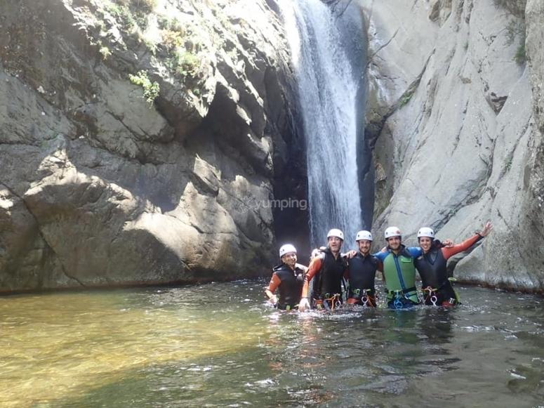 特斯热峡谷探险