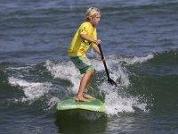 Clase de paddle surf en Playa Sabón de 2 horas