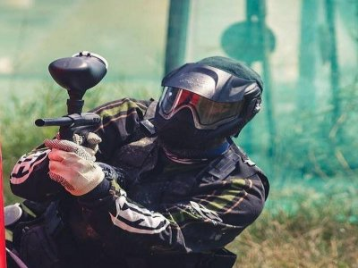 Children's paintball 100 balls Salvaterra de Miño 2h