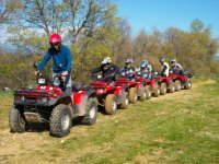 Quad Tour in Sierra Norte. 90 min